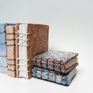 Various ceramic books