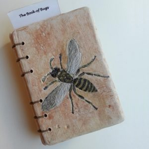 Ceramic Book of Bugs