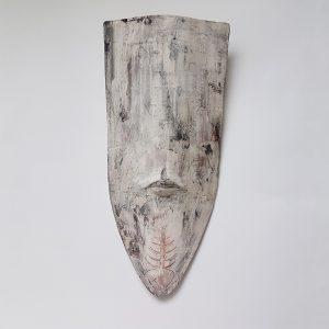 Shield mask 'Buccaneer'