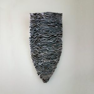 Shield - ceramic art