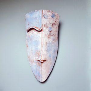 Ceramic shield mask