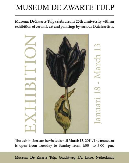 Exhibition invite 2011